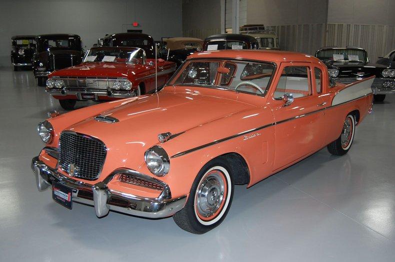 1958 Studebaker Silver Hawk 10