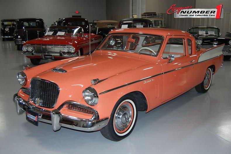 1958 Studebaker Silver Hawk 5