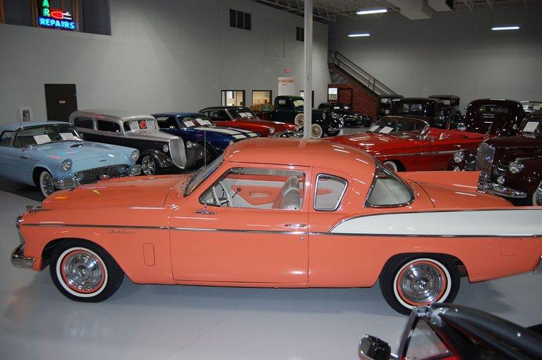 1958 Studebaker Silver Hawk 9