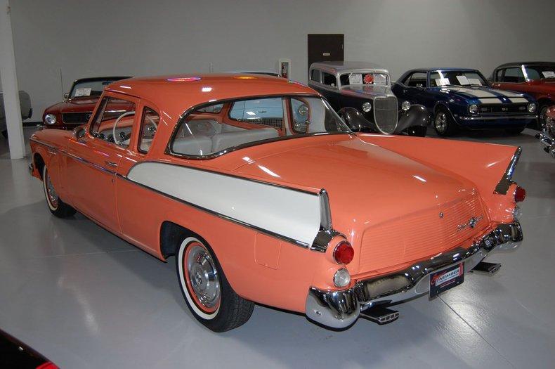 1958 Studebaker Silver Hawk 12