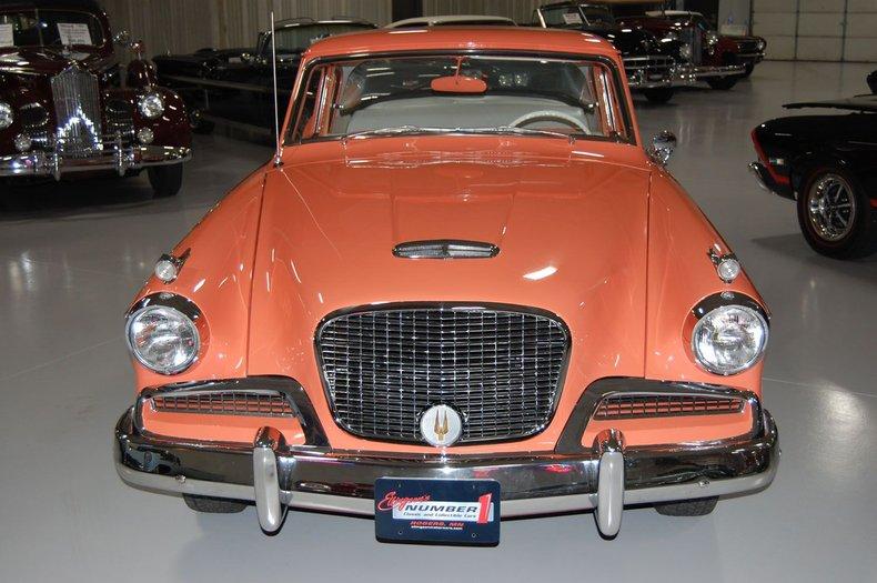 1958 Studebaker Silver Hawk 7