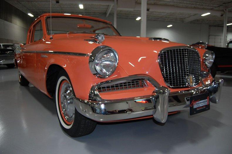 1958 Studebaker Silver Hawk 15