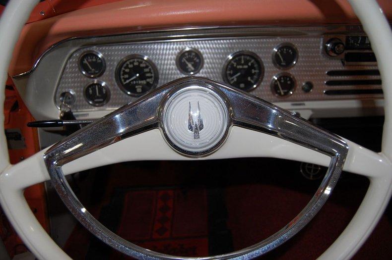 1958 Studebaker Silver Hawk 26