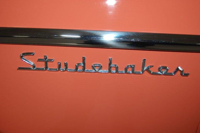 1958 Studebaker Silver Hawk 19