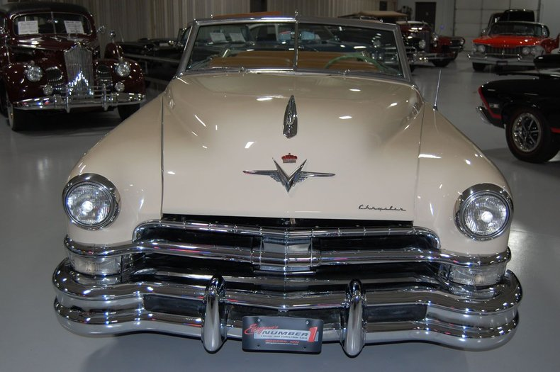 1951 Chrysler Imperial Convertible 4