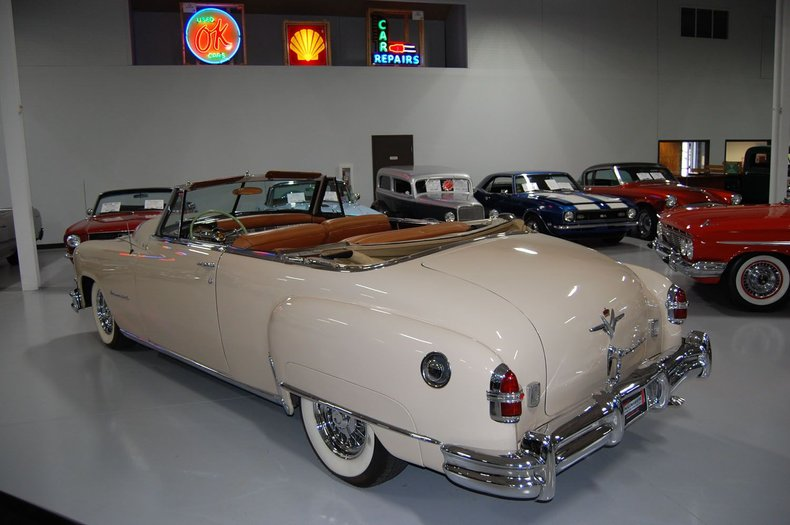 1951 Chrysler Imperial Convertible 10