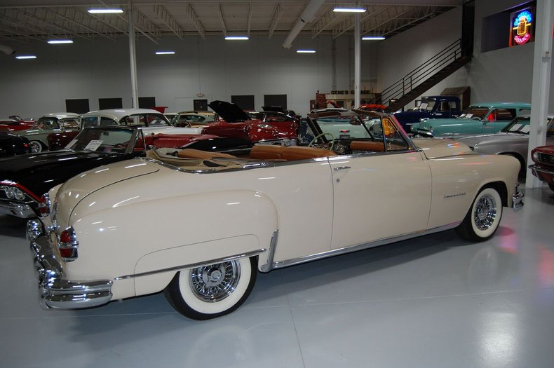 1951 Chrysler Imperial Convertible 15