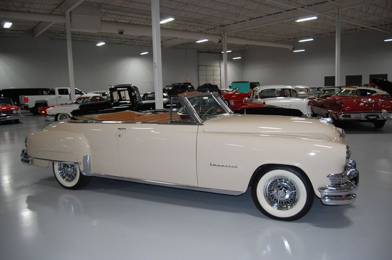 1951 Chrysler Imperial Convertible 16