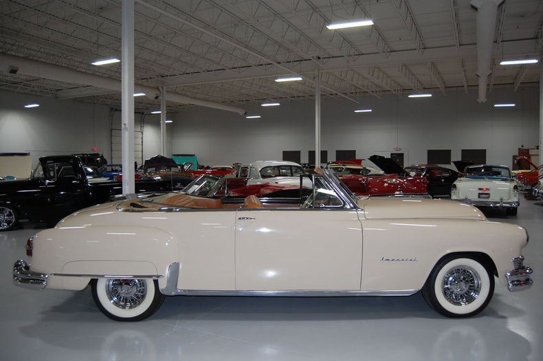 1951 Chrysler Imperial Convertible 6