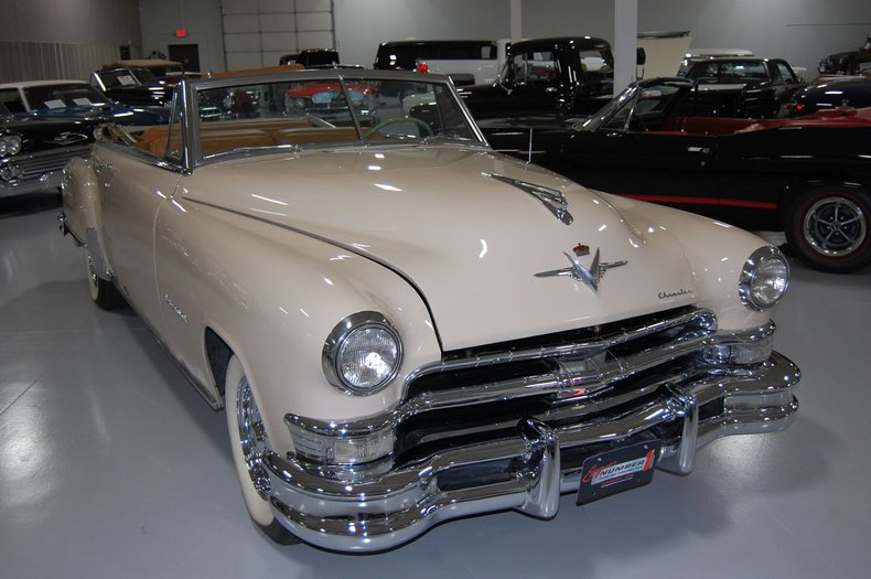 1951 Chrysler Imperial Convertible 9