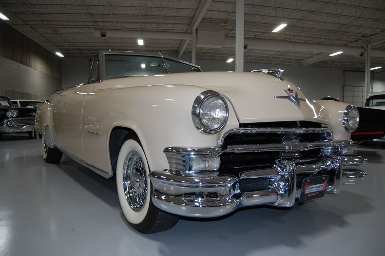 1951 Chrysler Imperial Convertible 13
