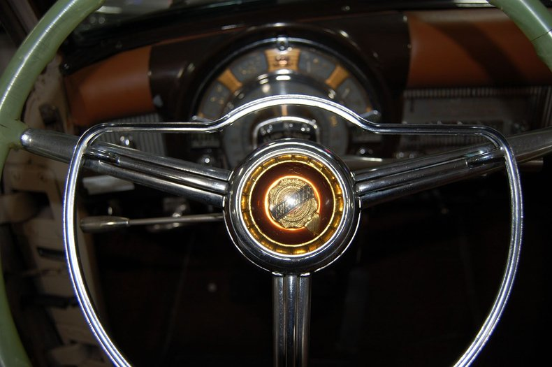 1951 Chrysler Imperial Convertible 35