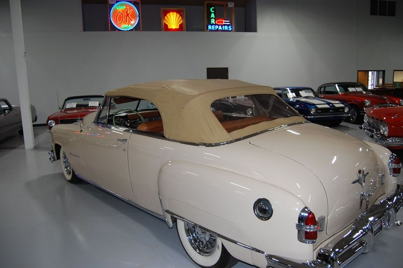 1951 Chrysler Imperial Convertible 26