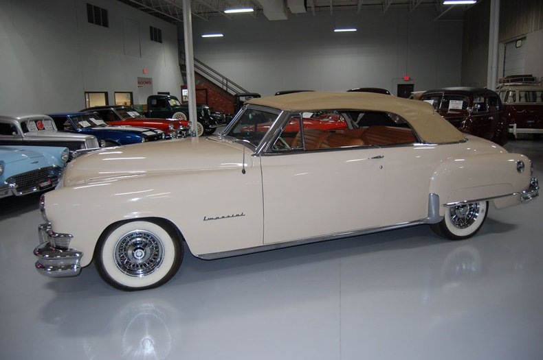 1951 Chrysler Imperial Convertible 24