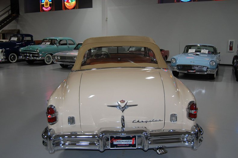 1951 Chrysler Imperial Convertible 27