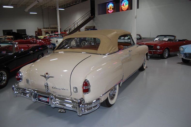 1951 Chrysler Imperial Convertible 28