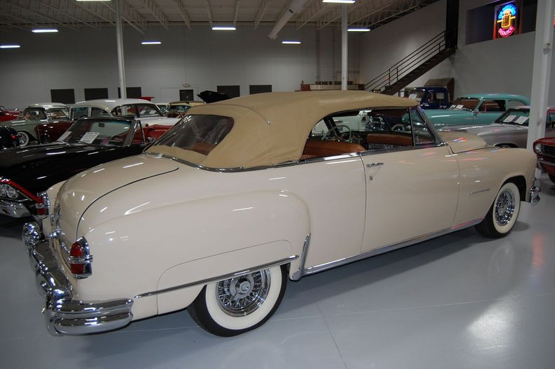 1951 Chrysler Imperial Convertible 25