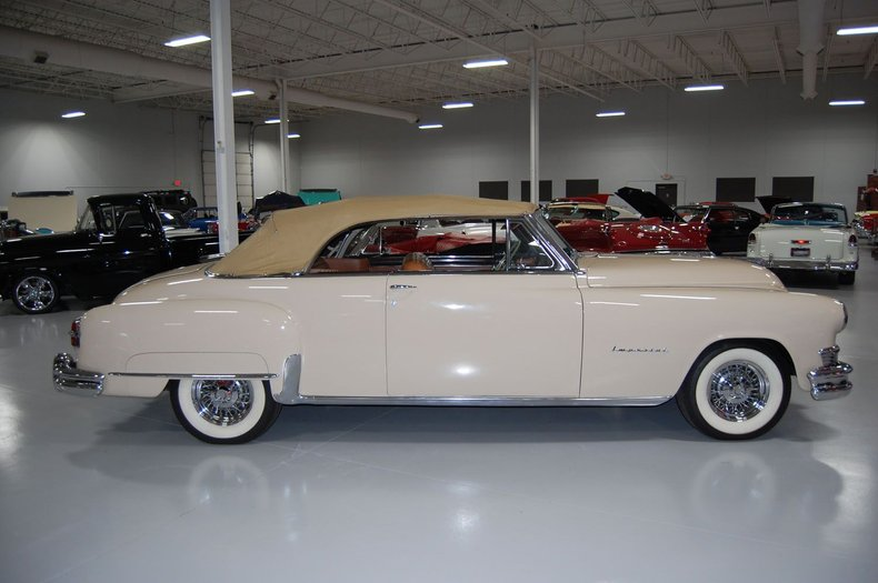 1951 Chrysler Imperial Convertible 23