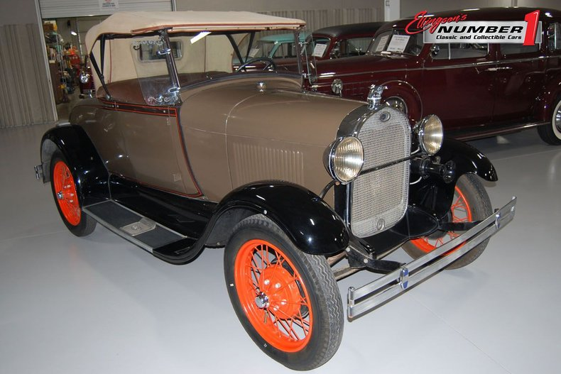 1928 Ford Model A Sport Roadster