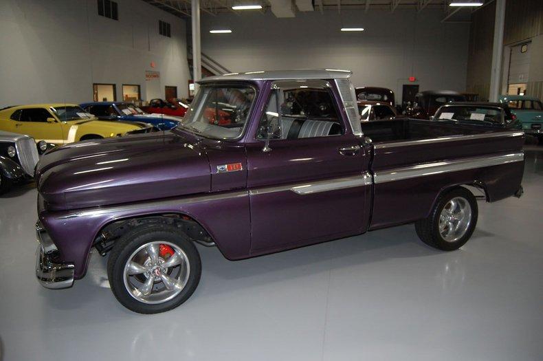 1965 Chevrolet C10 Fleetside 5