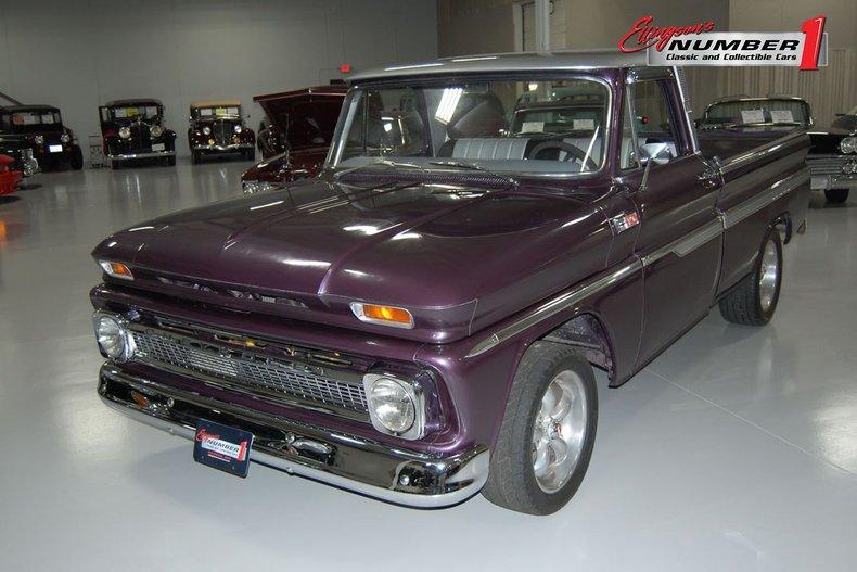 1965 Chevrolet C10 Fleetside 1