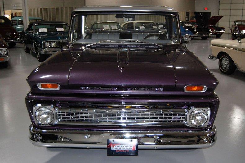 1965 Chevrolet C10 Fleetside 2