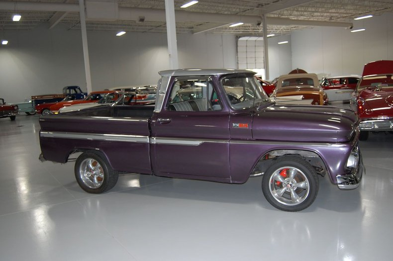 1965 Chevrolet C10 Fleetside 12