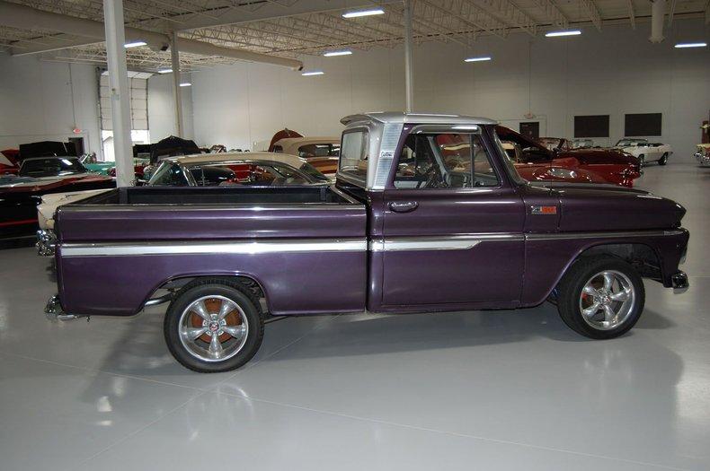 1965 Chevrolet C10 Fleetside 4