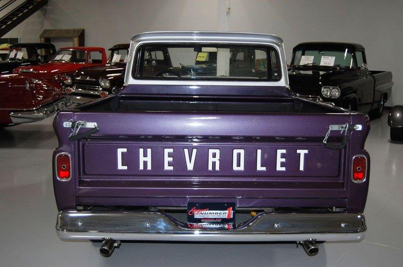 1965 Chevrolet C10 Fleetside 3