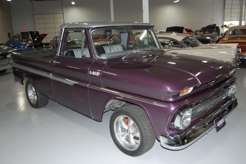 1965 Chevrolet C10 Fleetside 6