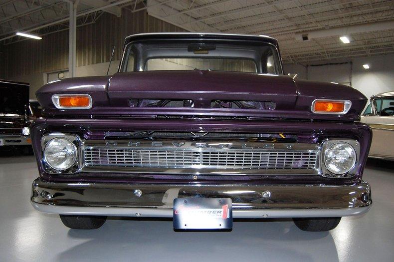 1965 Chevrolet C10 Fleetside 10