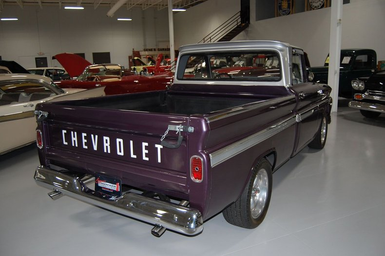 1965 Chevrolet C10 Fleetside 9