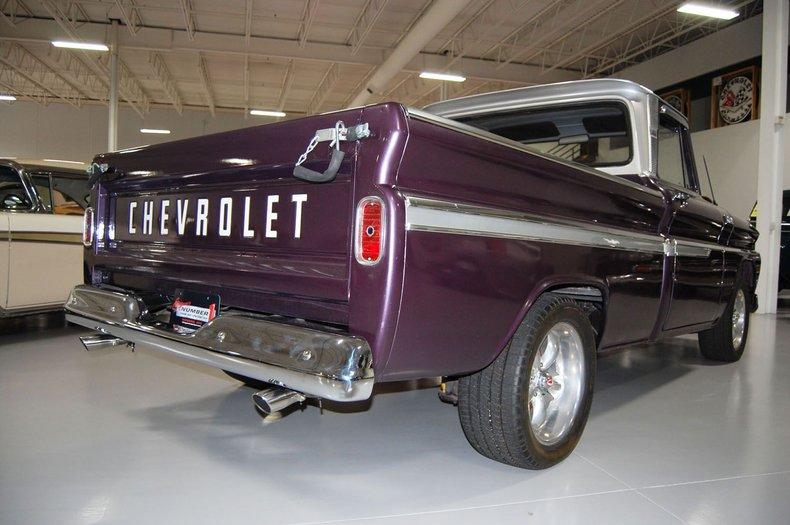 1965 Chevrolet C10 Fleetside 14