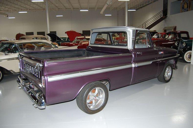 1965 Chevrolet C10 Fleetside 13