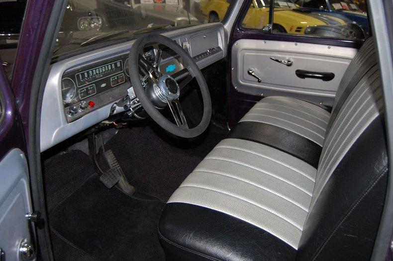 1965 Chevrolet C10 Fleetside 19