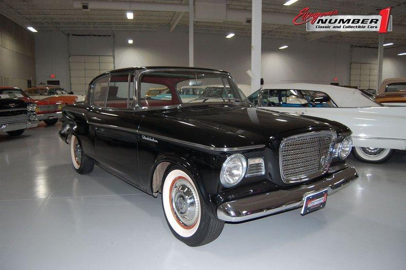 1959 Studebaker Lark 2 Dr Hdtp