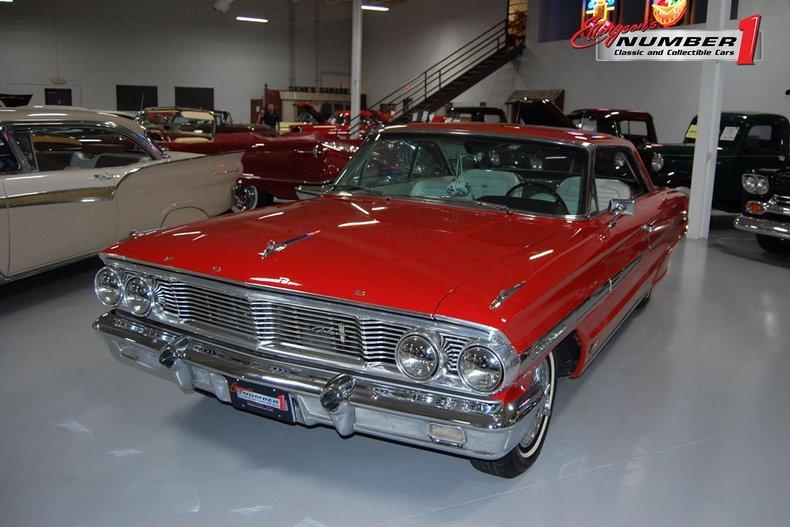1964 Ford Galaxie 500 2Dr Hdtp