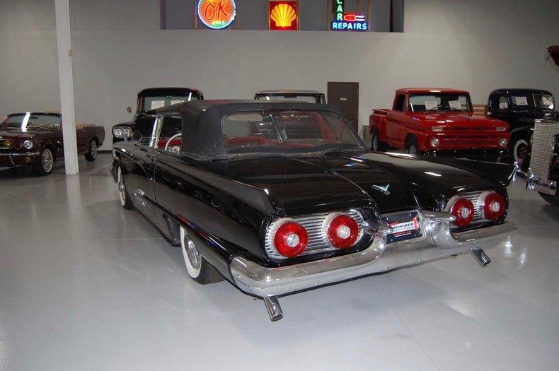 1959 Ford Thunderbird Convertible 11