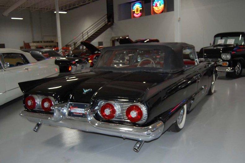 1959 Ford Thunderbird Convertible 13