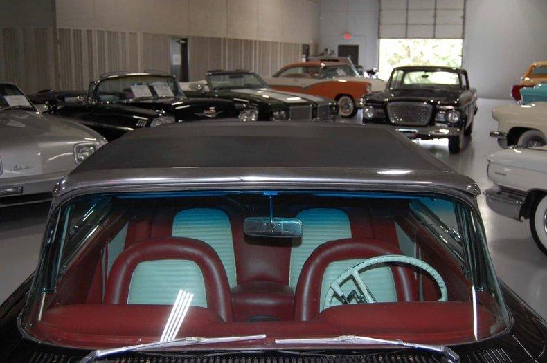 1959 Ford Thunderbird Convertible 16