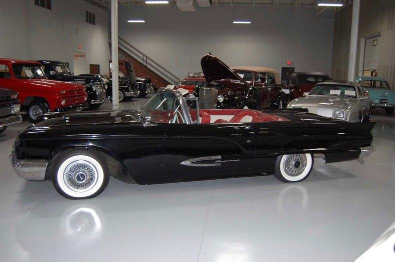 1959 Ford Thunderbird Convertible 2