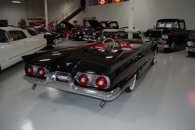 1959 Ford Thunderbird Convertible 5