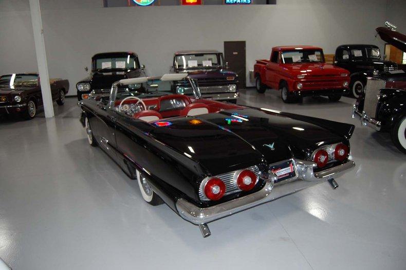 1959 Ford Thunderbird Convertible 3