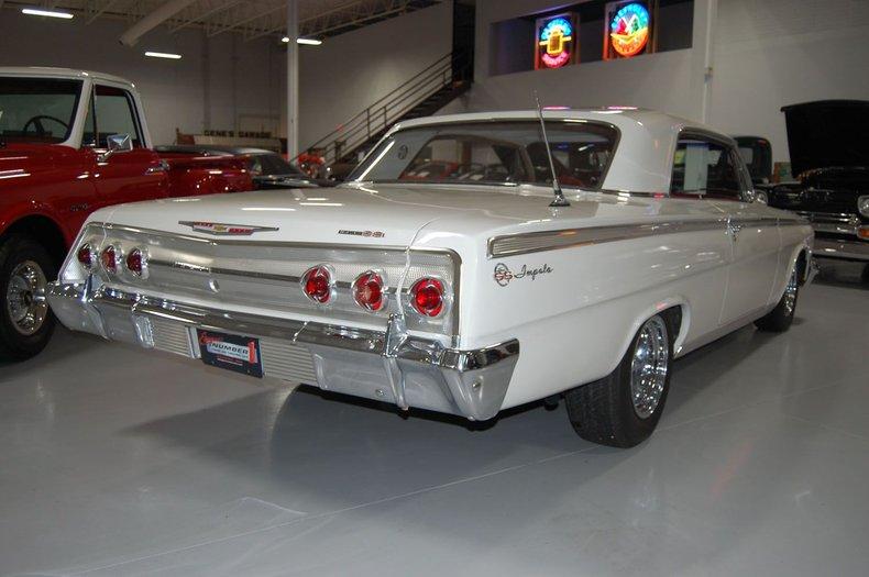 1962 Chevrolet Impala SS 6
