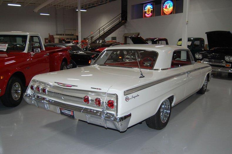 1962 Chevrolet Impala SS 10