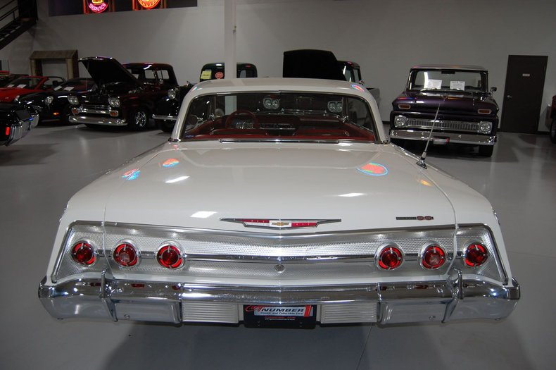 1962 Chevrolet Impala SS 7