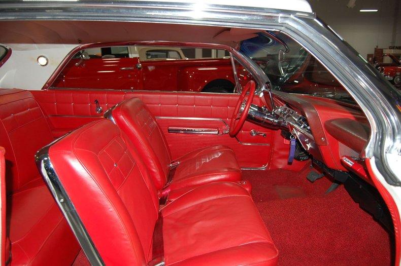 1962 Chevrolet Impala SS 21