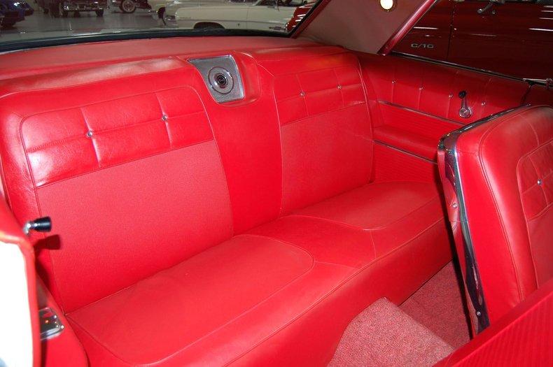 1962 Chevrolet Impala SS 23