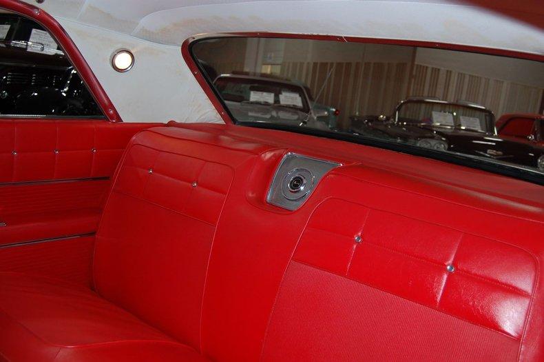 1962 Chevrolet Impala SS 29