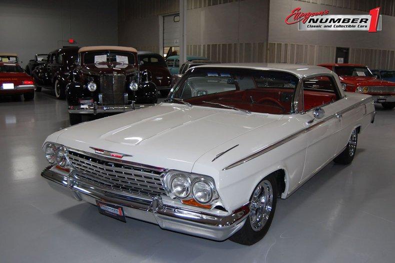 1962 Chevrolet Impala SS 2